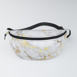 Original Gold Marble Fanny Pack