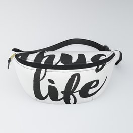 Thug Wife SVG Files, Thug Wife Cutting Files, Thug Life Cricut Silhouette Png Thug Wife DXF Cut File Fanny Pack