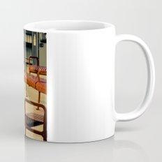 Red Benches Mug