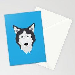 Lance Bright Blue Stationery Cards