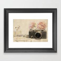 Fed 2 Framed Art Print