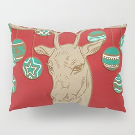 Fabulous Rudolph Pillow Sham