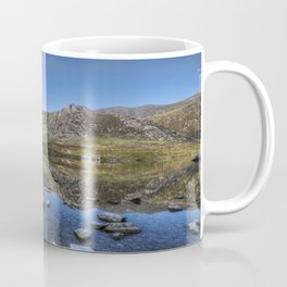 Idwal Sunrise Coffee Mug