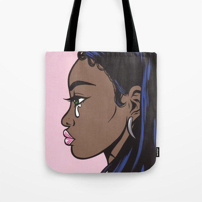 Turddemon Tote Bag