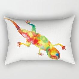Mr. Lizard 1 Rectangular Pillow