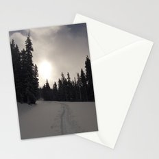 Earning Turns Stationery Cards