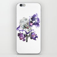 tokyo ghoul iPhone & iPod Skins featuring Tokyo Ghoul Gym Leader by Blackapinaa