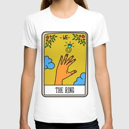 THE RING #Tarot Card T-shirt