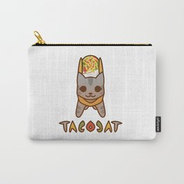 Tacocat Carry-All Pouch