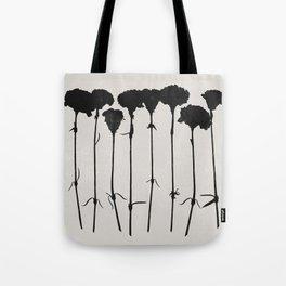 carnations 1 Tote Bag