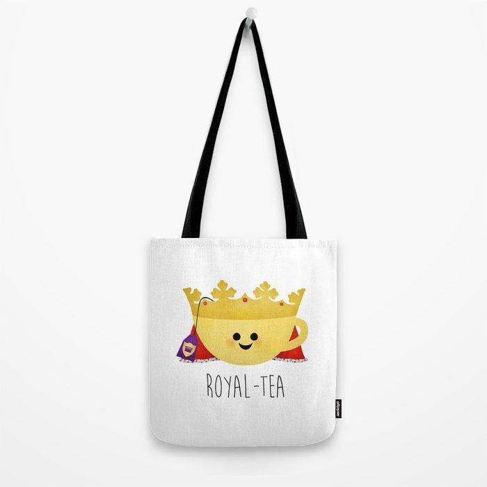 Royal-tea Tote Bag