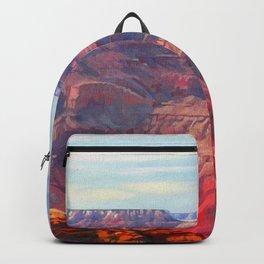 Grandview Grand Canyon by Amanda Martinson Backpack