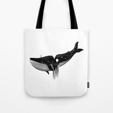 Uncertain Journey Tote Bag