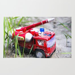 Forgotten toy Rug