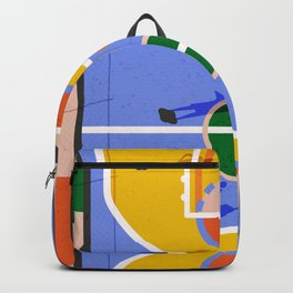 Hoops Backpack