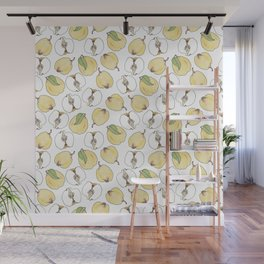 quince Wall Mural