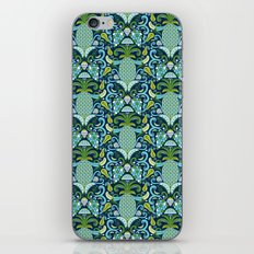 Ambrosia Blue iPhone & iPod Skin