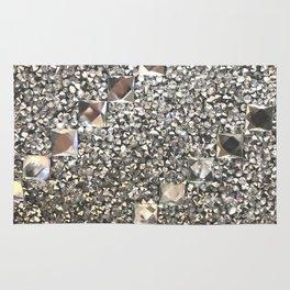 Diamond Chips Pattern Rug