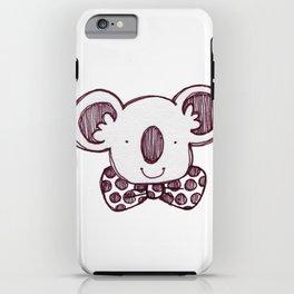 HI I'm a Koala iPhone Case
