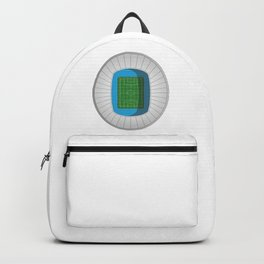 Football Stadium Backpack