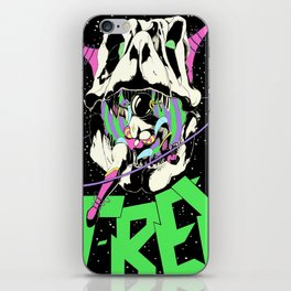 T-REX Color iPhone Skin