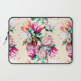 King proteas bloom II Laptop Sleeve