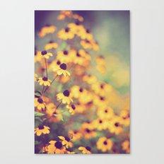 bright-eyed Canvas Print