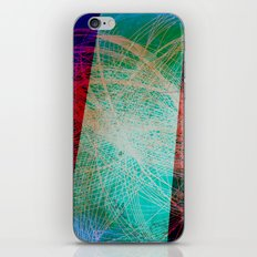 String Theory 01 iPhone & iPod Skin