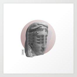 """The High Priestess"" Art Print"