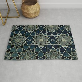 The Heart of the Alhambra Rug