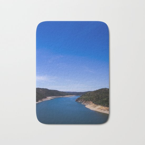 the river Bath Mat