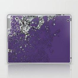 Purple Mold Laptop & iPad Skin