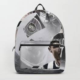 Cristiano Ronaldo juve Backpack
