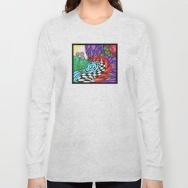 Where's Alice Long Sleeve T-shirt