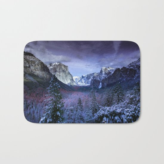 Yosemite National Park, USA Bath Mat