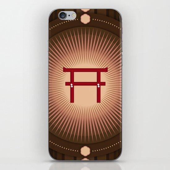 Torii no power iPhone & iPod Skin