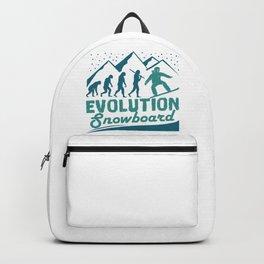 Evolution Snowboard Backpack