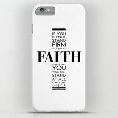 Faith Slim Case iPhone 6 Plus