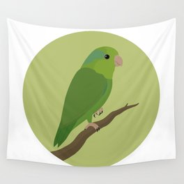 Pacific Parrotlet Wall Tapestry