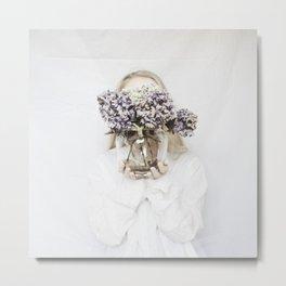 dead flowers gift Metal Print