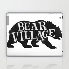 Bear Village - Grizzly Laptop & iPad Skin