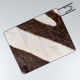 Zebra - stripes - #society6 #buyart #decor Picnic Blanket