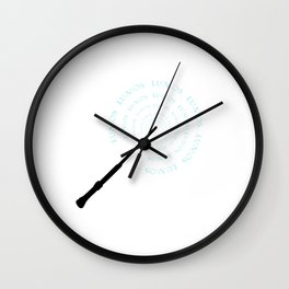 Lumos Wall Clock