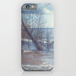 Lost On You iPhone Case
