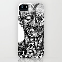 Blossom Surgery : Head iPhone Case