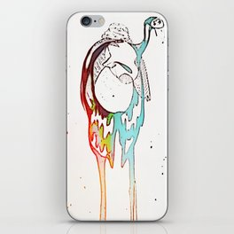 under birds skin 2 iPhone Skin