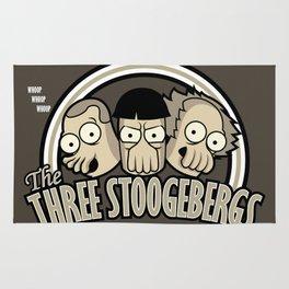 The Three Stoogebergs Rug