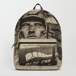 Mining Tribute Antique 2 Backpack