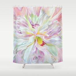 Sorbet by Teresa Thompson Shower Curtain