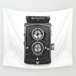 RolleiFlex Wall Tapestry